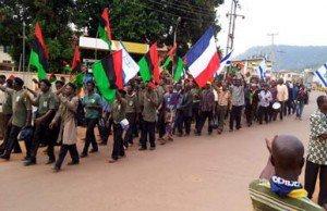 Biafra Movement