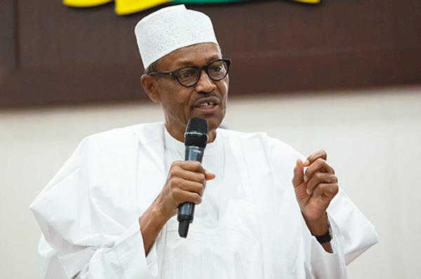 Buhari urges private sector to join economic recovery battle