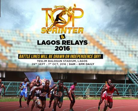 2016 edition of the Top Sprinter and Lagos Relay Championship