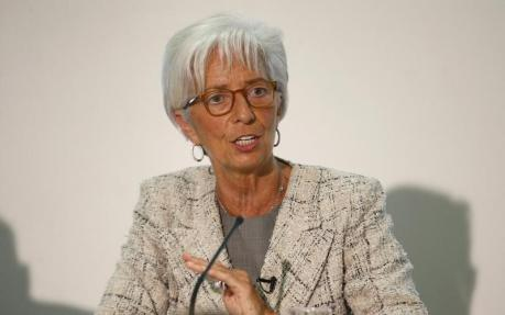 Christine Lagarde, Managing Director of the IMF, answers a question during a press conference, at the Treasury in London, Britain May 13, 2016.  REUTERS/Peter Nicholls