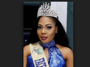 Beauty queen, Nneke shows off new makeover