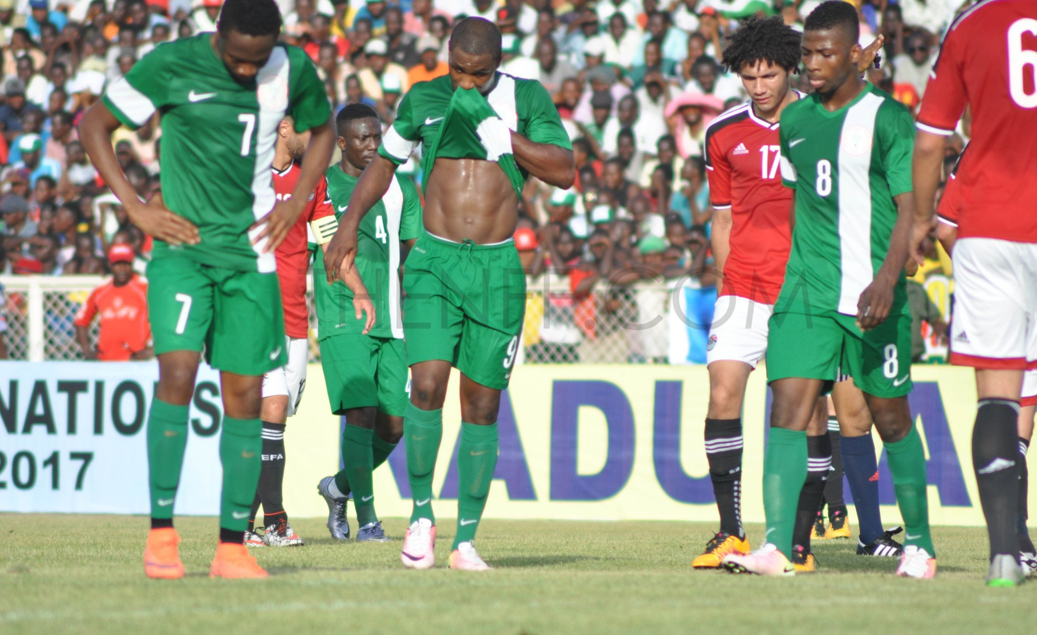 Egypt 'cancel' January friendly with Eagles