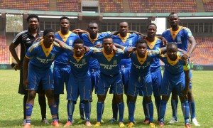 Rangers to play J Atele FC in Benin