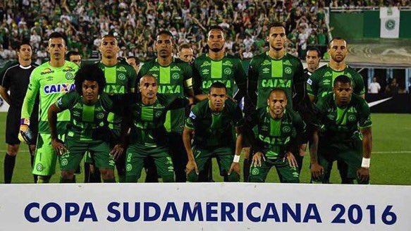 Brazilian team air crash: South American Cup final suspended