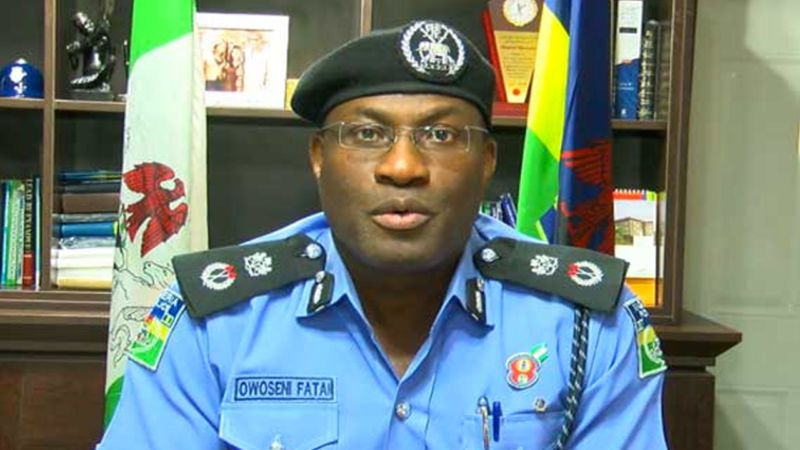 Police deploy 8,000 officers for Lagos by-election
