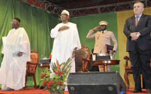 Mali's  former rebels agree to join peace Conference