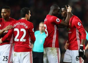 Manchester United move to 5th with win at Middlesbrough