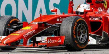 Vettel beats Hamilton to calm title in F1 season opener
