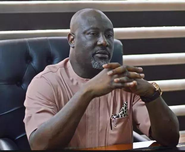 Dino Melaye denies evading INEC's court ordered service on recall process