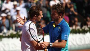 French Open : Murray to meet Wawrinka in semi-finals