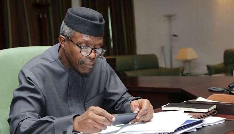 Hate speeches: Osinbajo warns against disrupting Nigeria's peace