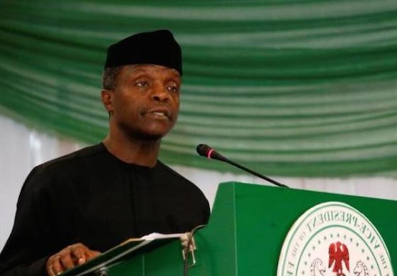 Osinbajo urges African leaders to strengthen health system