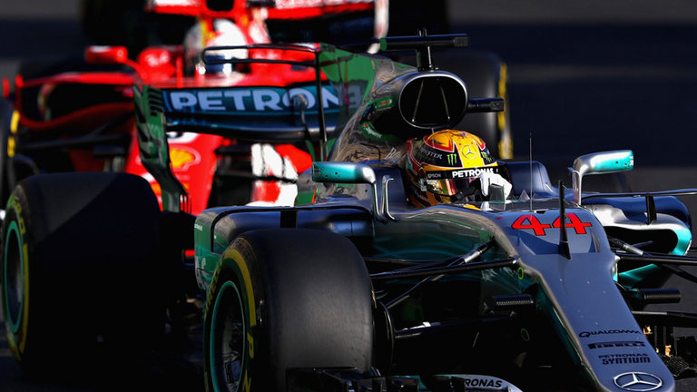 F-1: Hamilton rejects talks with Vettel after race clashes