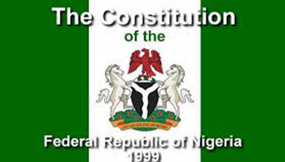 1999 Constitution of Nigeria