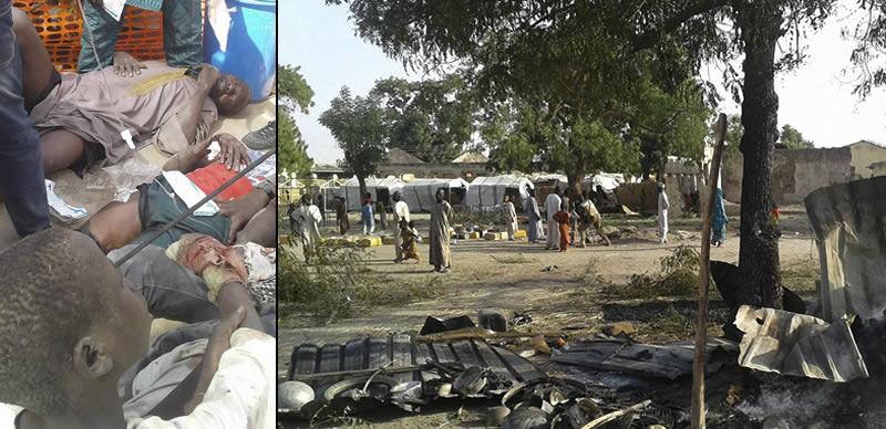 Air-strike-Rann-IDP-Camp