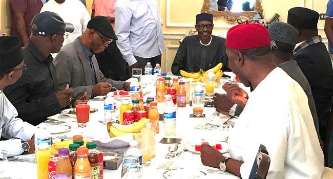 Buhari-and-APC-governors-London-TVC