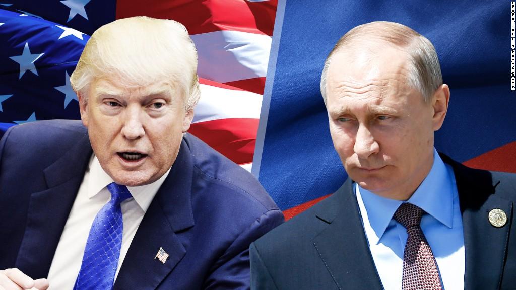 U.S. Russia Sanction