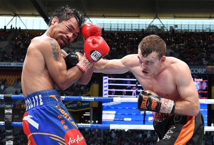 Boxing - Manny Pacquiao v Jeff Horn - WBO World Welterweight Title - TVC