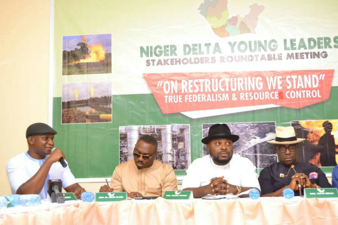 Niger Delta Young Leaders Stakeholders -TVC