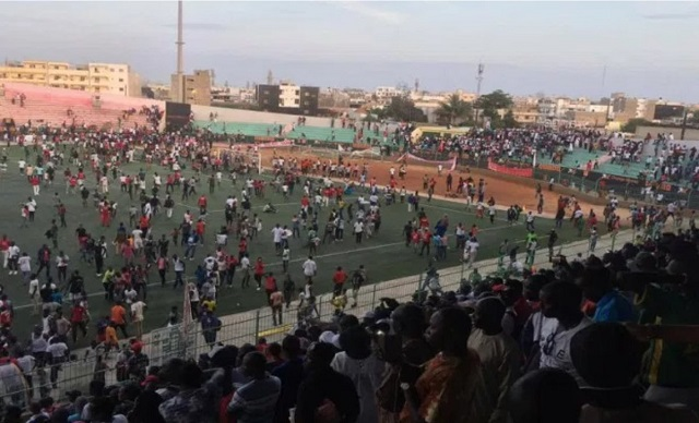 Senegalese Sports Stampede-TVC