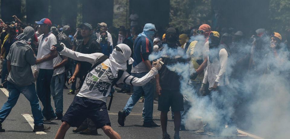 Venezuela-Violence-TVCNews
