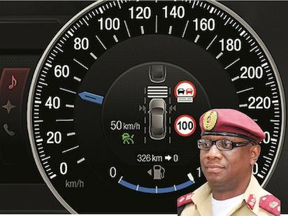 FRSC Speed limiter TVC