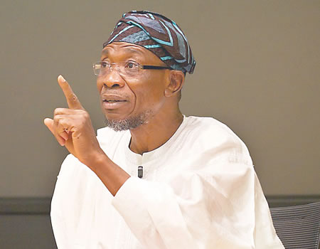 Aregbesola-NYSC