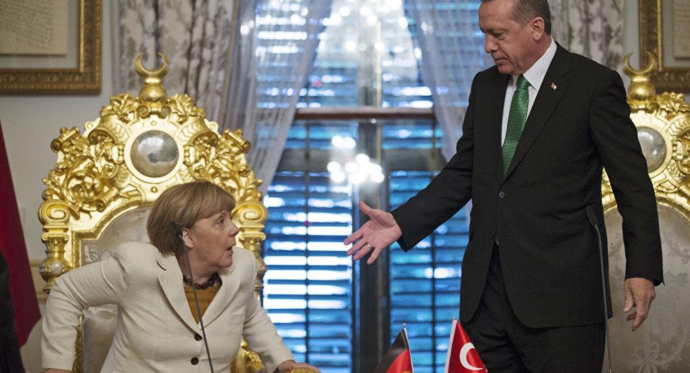 Merkel Erdogan -TVC