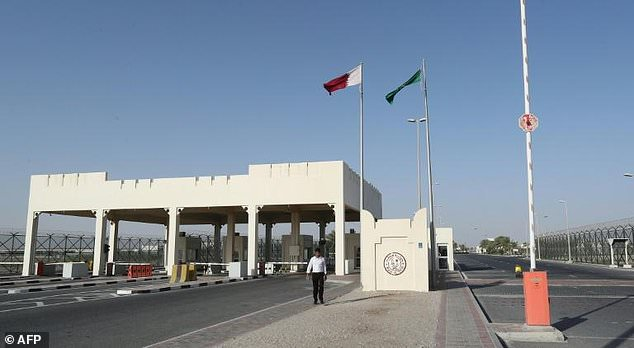 Qatar border - TVC