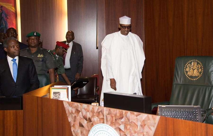 Buhari-FEC-TVCNews