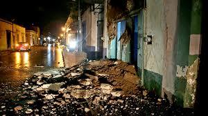 Mexico Earthquake -TVC