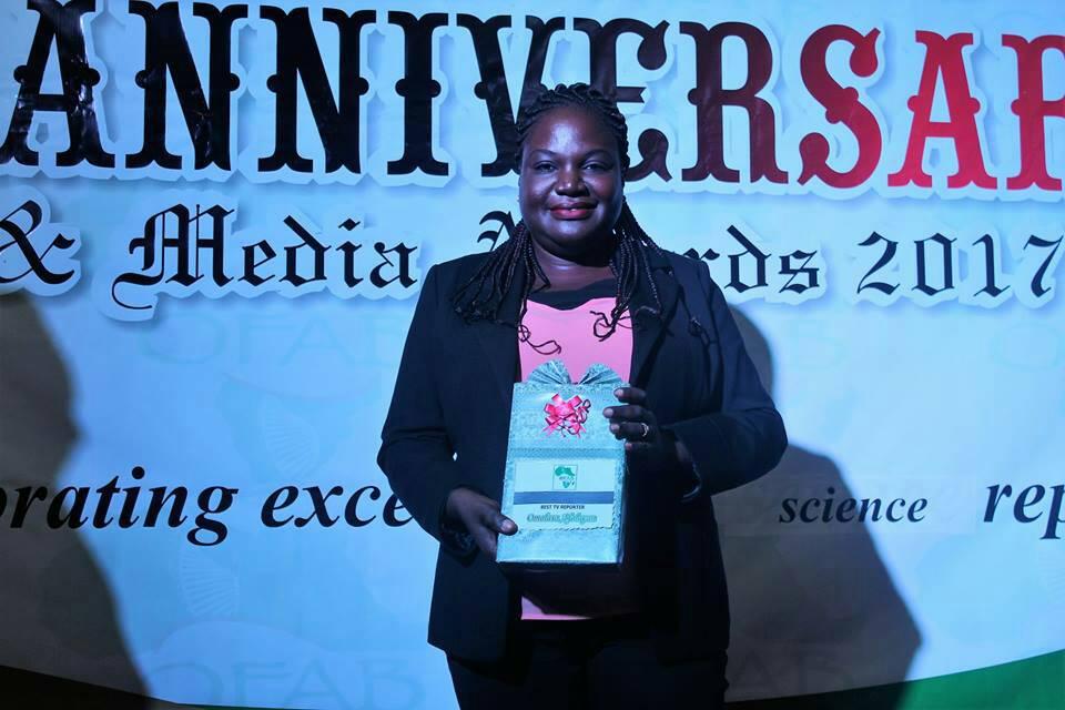 Lara Afolayan -OFAB Award-TVC