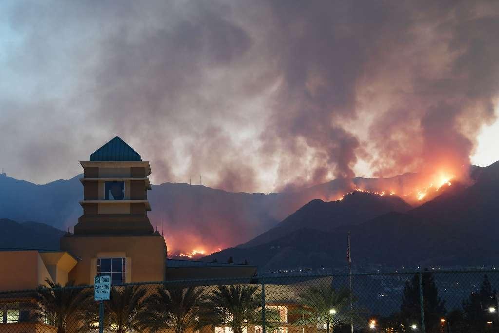 Los Angeles Fire -TVC