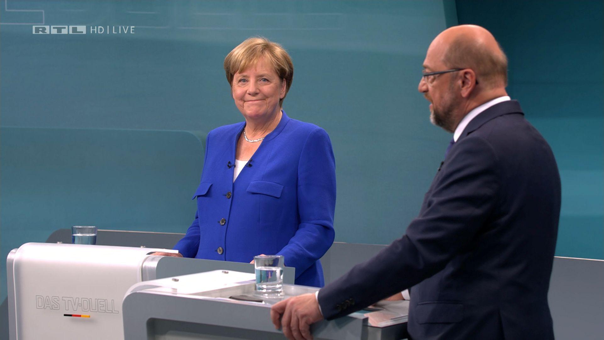 Angela Merkel -TVC