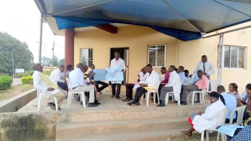 FMC Owo Resident Doctors-TVC
