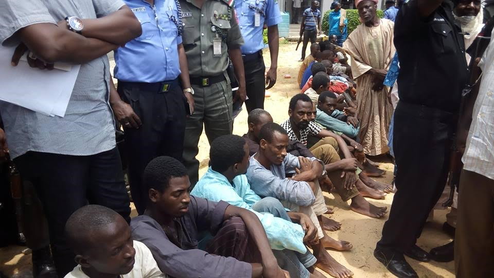 Kano Rape Suspects -TVC