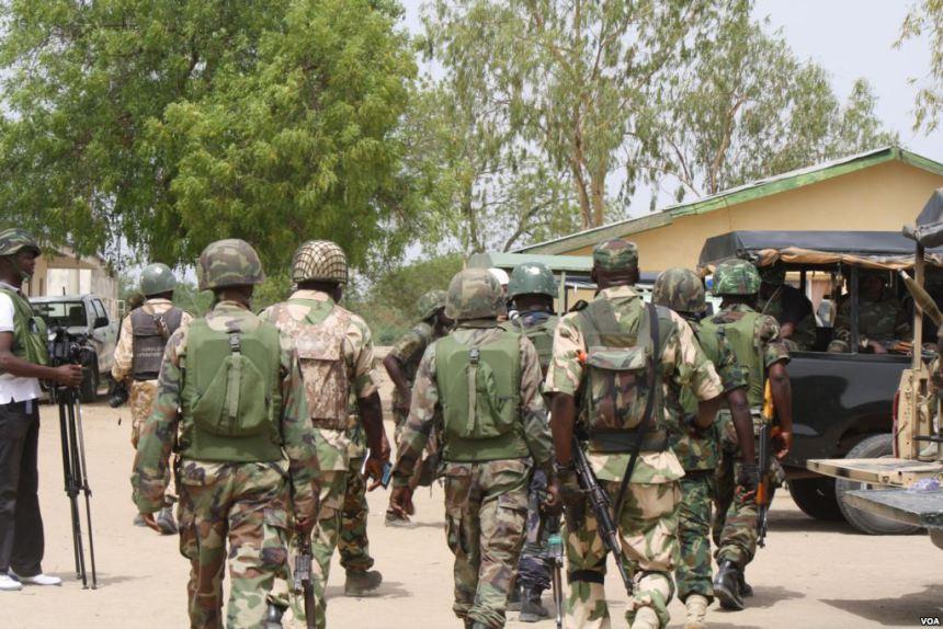 Nigerian-army-training -TVC