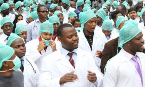 Resident-doctors -TVC