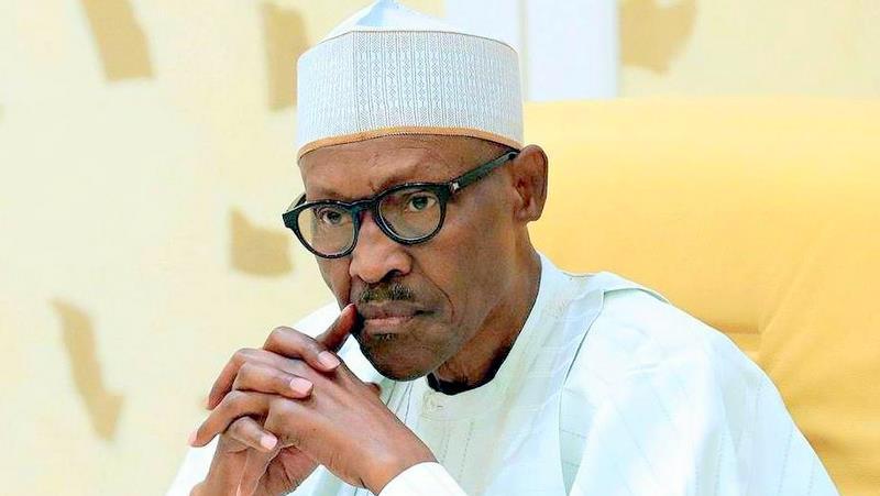 Buhari mourns -TVC
