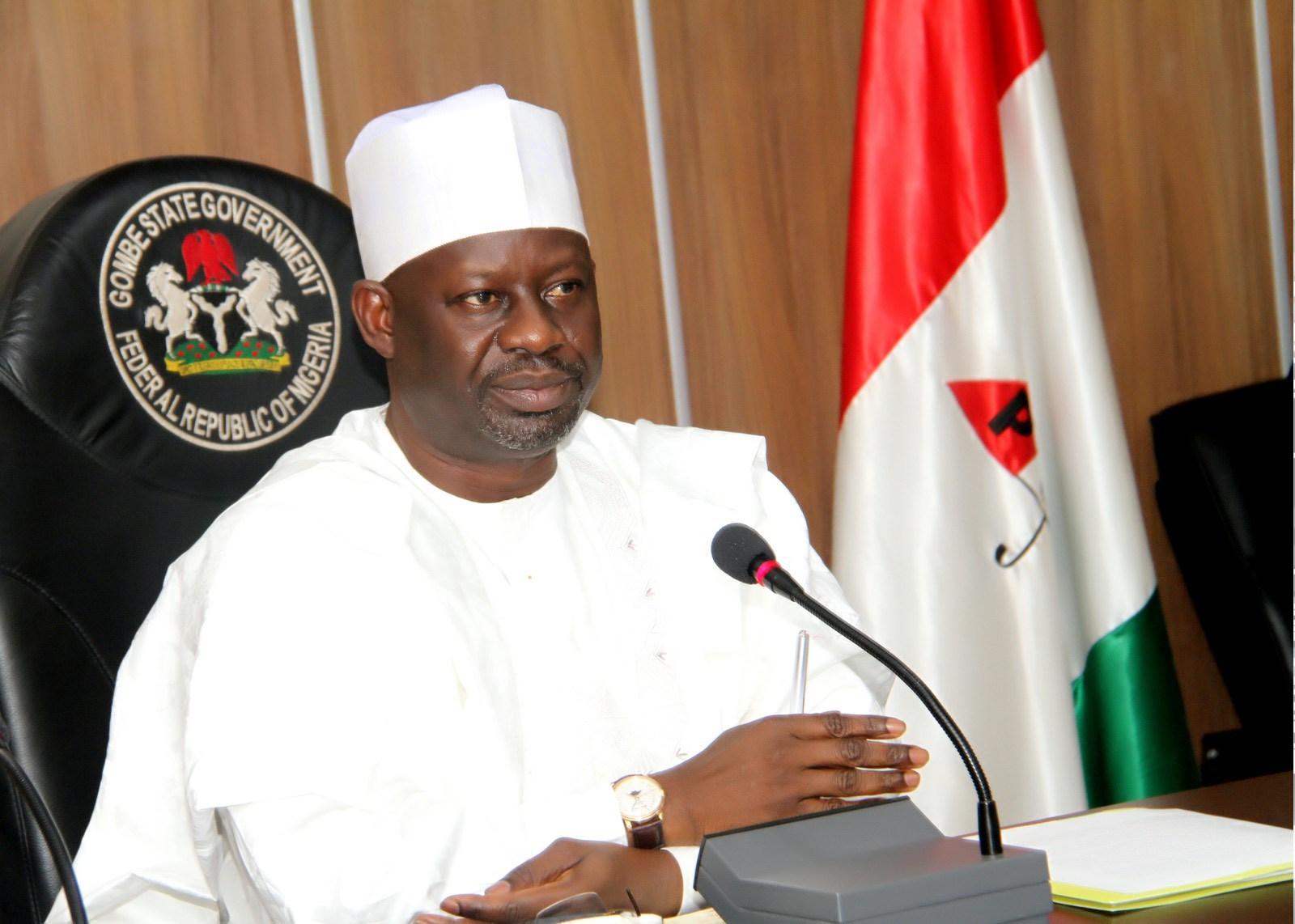 Gombe-Governor-Ibrahim-Damkwabo - TVC