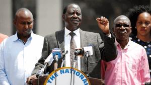 Kenyatta: Rerun elections will go ahead despite Odinga's withdrawal