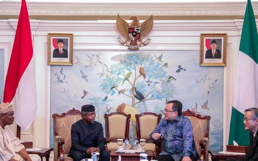 Osinbajo-Indonesia-TVCNews
