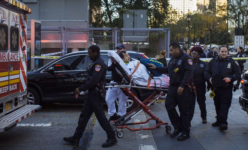 29-year old kills eight in New York terror attack