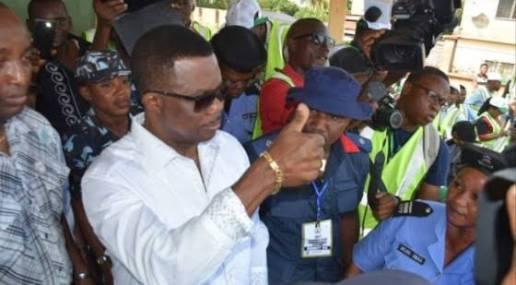#AnambraVotes: APGA candidate, Obiano coasting to victory