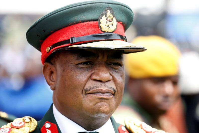 Army chief General Constantino Chiwenga