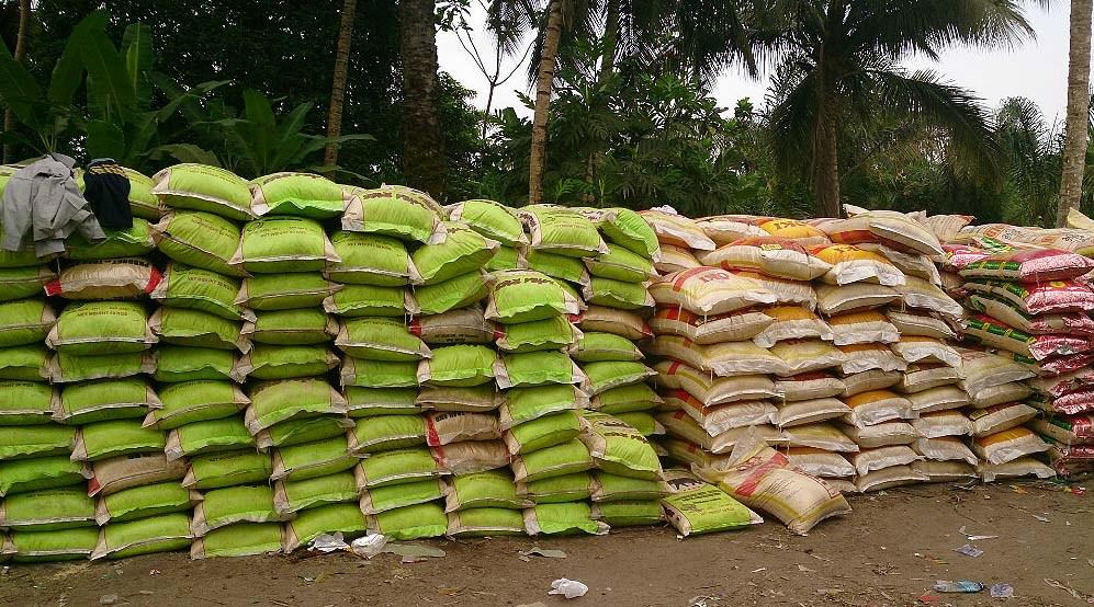 Smuggled rice Bauchi - TVC