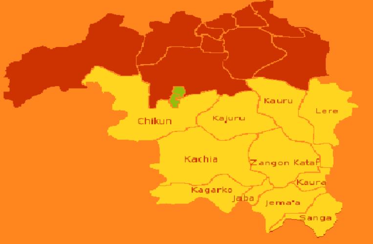 southern-Kaduna-Map-TVCNews