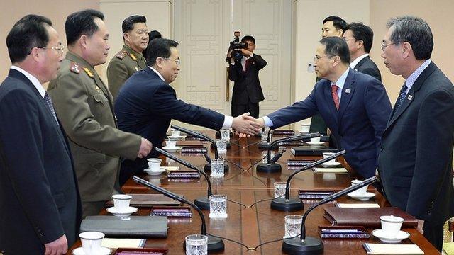 North-South-Talks