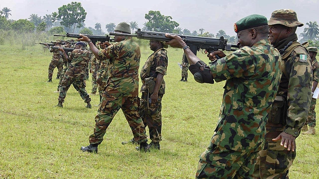 Nigerian-Army - TVC