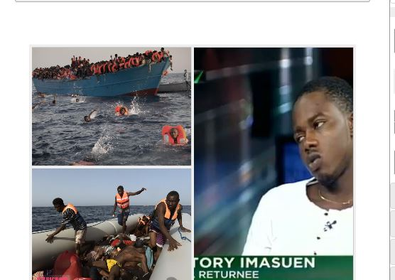 """Agony of Libya Returnees: """"I will not try my luck again by Land"""" – Returnee"""